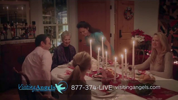 Visiting Angels TV Spot, 'The Greatest Gift!' - Thumbnail 5