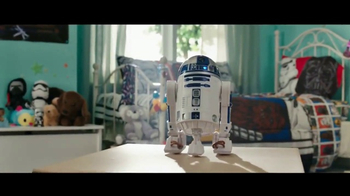 Walmart TV Spot, 'A Star Wars Story: Smart R2-D2 Walmart Exclusive'