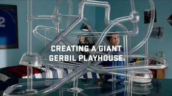 Wagner Furno TV Spot, 'Creating a Gerbil Playhouse' - Thumbnail 3