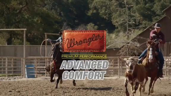 Wrangler Advanced Comfort Jeans TV Spot, 'Be Ready' - Thumbnail 5