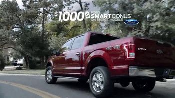 Ford Year End Event TV Spot, 'Holiday: Save on Ford F Series' - Thumbnail 4