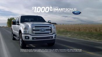 Ford Year End Event TV Spot, 'Holiday: Save on Ford F Series' - Thumbnail 5