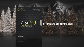 National Geographic Genographic 2.0 Kit TV Spot, \'Find Out\'