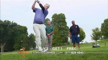 Tommie Copper Cotton TV Spot, 'Discover the Benefits' Feat. Boomer Esiason - 2 commercial airings