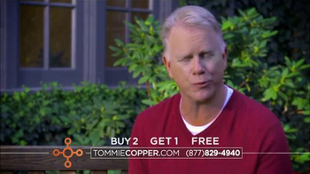 Tommie Copper Cotton TV Spot, 'Discover the Benefits' Feat. Boomer Esiason - Thumbnail 9