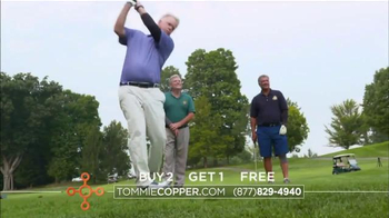 Tommie Copper Cotton TV Spot, 'Discover the Benefits' Feat. Boomer Esiason - Thumbnail 4