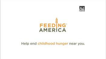 Feeding America TV Spot, 'We'd Do Anything for Kids' - Thumbnail 10