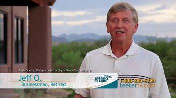 Teeter Hang Ups TV Spot, 'Change Your Life'