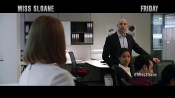 Miss Sloane - Alternate Trailer 16