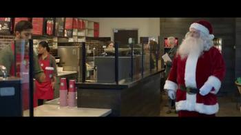 VISA Checkout TV Spot, 'Starbucks: Holiday Magic' - Thumbnail 4