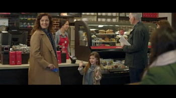 VISA Checkout TV Spot, 'Starbucks: Holiday Magic' - 295 commercial airings