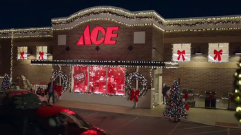 ACE Hardware TV Spot, 'Wrap It in Red: Patti's Husband' - Thumbnail 1