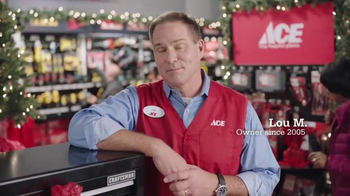 ACE Hardware TV Spot, 'Wrap It in Red: Patti's Husband' - Thumbnail 3