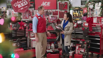 ACE Hardware TV Spot, 'Wrap It in Red: Patti's Husband' - Thumbnail 5