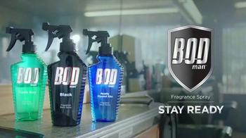 Bod Man Body Spray TV Spot, 'Fresh Outta the Chair' - Thumbnail 6
