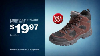 Bass Pro Shops Countdown to Christmas Sale TV Spot, 'Boots & Heater' - Thumbnail 3
