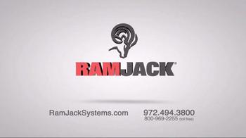 Ram Jack TV Spot, 'Foundation' - Thumbnail 9