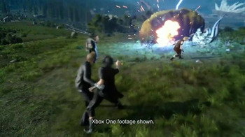 Final Fantasy XV TV Spot, 'Stand Together' Song by Florence + The Machine - Thumbnail 7
