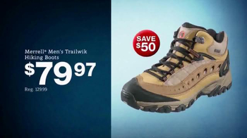 Bass Pro Shops TV Spot, 'Tackle System and Hiking Boots' - Thumbnail 5