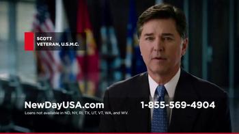 New Day 100 VA Home Loan TV Spot, 'Veterans' - Thumbnail 1