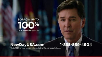 New Day 100 VA Home Loan TV Spot, 'Veterans' - Thumbnail 2