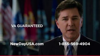 New Day 100 VA Home Loan TV Spot, 'Veterans' - Thumbnail 3