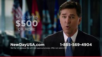 New Day 100 VA Home Loan TV Spot, 'Veterans' - Thumbnail 5