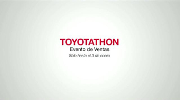 Toyota Toyotathon TV Spot, 'Santa' [Spanish] - Thumbnail 9
