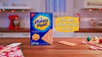 Honey Maid TV Spot, 'Graham Cracker Village' - Thumbnail 1