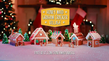 Honey Maid TV Spot, 'Graham Cracker Village' - Thumbnail 9
