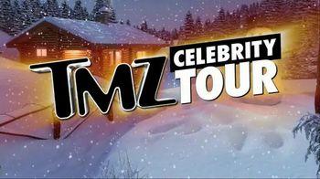TMZ Celebrity Tour TV Spot, 'Holidays: Free Santa Hat' - 13 commercial airings