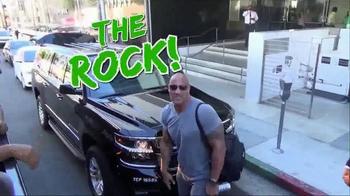 TMZ Celebrity Tour TV Spot, 'Holidays: Free Santa Hat' - Thumbnail 5