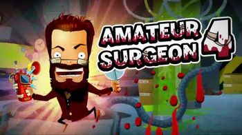 Amateur Surgeon 4 TV Spot, 'Out Now for Mobile'