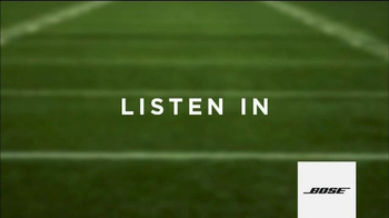 Bose QuietComfort 35 TV Spot, 'Listen In: Close to Music' - Thumbnail 1