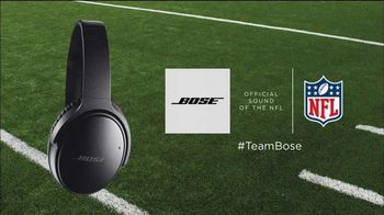 Bose QuietComfort 35 TV Spot, 'Listen In: Close to Music' - 1 commercial airings