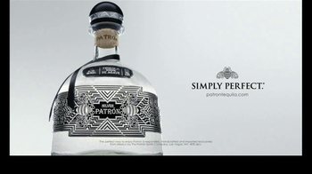 Patron Silver One-Liter Limited Edition TV Spot, \'Holiday Gift\'