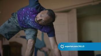 Experian TV Spot, 'Anthem: Yoga'