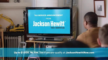 Jackson Hewitt TV Spot, 'Pay Attention Dave' - Thumbnail 1