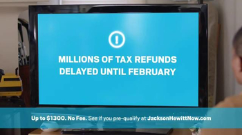 Jackson Hewitt TV Spot, 'Pay Attention Dave' - Thumbnail 3