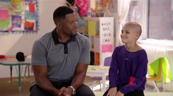 St. Jude Children's Research Hospital TV Spot, 'Gone' Feat. Michael Strahan - Thumbnail 4