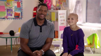 St. Jude Children's Research Hospital TV Spot, 'Gone' Feat. Michael Strahan - 109 commercial airings