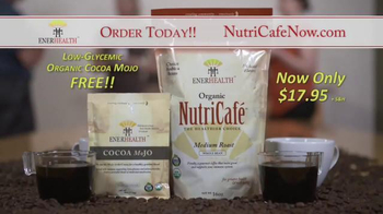 EnerHealth NutriCafe TV Spot, 'The Organic Immune Supporting Coffee' - Thumbnail 10