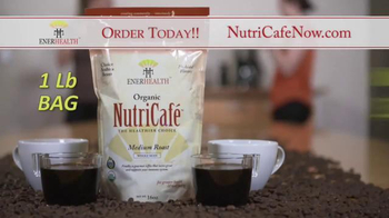 EnerHealth NutriCafe TV Spot, 'The Organic Immune Supporting Coffee' - Thumbnail 9