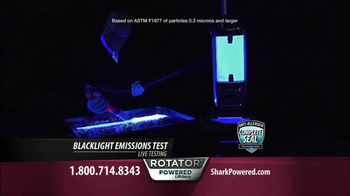 Shark Rotator Powered Lift-Away TV Spot, 'Holidays: Allergens' - Thumbnail 4