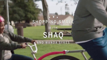 American Express TV Spot, 'Shaq and Wanda Sykes Shop for a Tandem Bike' - Thumbnail 3