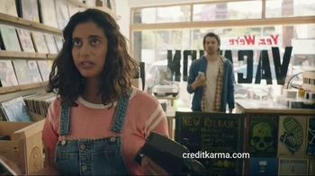 Credit Karma TV Spot, \'Record Shop\'