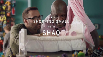 American Express TV Spot, 'Shop Small: Shaq and Jeremy Shop for Dog Beds' - Thumbnail 2