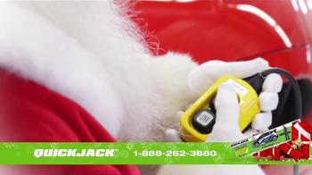 QuickJack TV Spot, 'Holiday Steal' - Thumbnail 3