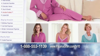 Pajamagram TV Spot, 'Soft and Warm' - Thumbnail 6