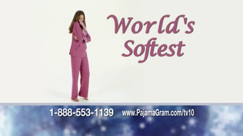 Pajamagram TV Spot, 'Soft and Warm' - Thumbnail 1